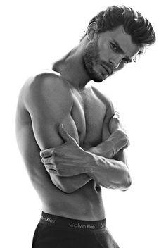 Calvin Klein - Jamie Dornan