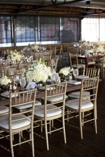 A rehearsal dinner pretty enough to be the main event