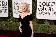 Lady Gaga Stuns on the Golden Globes Red Carpet: See The Photo... #LadyGaga: Lady Gaga Stuns on the Golden Globes Red Carpet:… #LadyGaga
