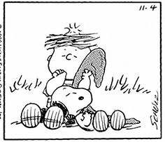 Woodstock, Linus and Snoopy