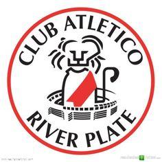 Soccer Logo, Sports Logo, Escudo River Plate, Baseball Pennants, Team Mascots, Most Popular Sports, World Football, Amor, Stickers