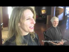 "Karen and Debbie had been planning a trip to reVamp! salonspa to have Christopher Hopkins and his team give them complete makeovers. Karen wanted to ""stage h..."