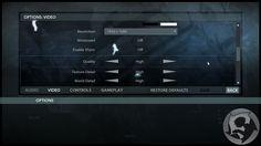 Game UI.