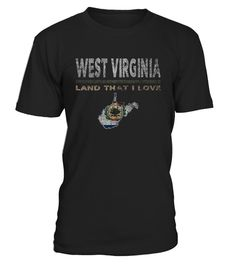 """# West Virgina Land That I Love T-Shirt .  Special Offer, not available anywhere else!      Available in a variety of styles and colors      Buy yours now before it is too late!      Secured payment via Visa / Mastercard / Amex / PayPal / iDeal      How to place an order            Choose the model from the drop-down menu      Click on """"Buy it now""""      Choose the size and the quantity      Add your delivery address and bank details      And that's it!"""