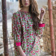 Trendy dress for teens pakistani 67 Ideas Simple Pakistani Dresses, Pakistani Fashion Casual, Pakistani Dress Design, Pakistani Outfits, Pakistani Kurta, Stylish Dress Designs, Stylish Dresses, Simple Dresses, Casual Dresses