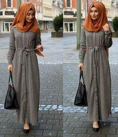 Abaya Fashion, Muslim Fashion, Modest Fashion, Fashion Outfits, Modest Wear, Modest Dresses, Modele Hijab, Hijab Style, Islamic Clothing