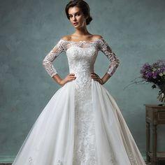 Feels a lot like love...  gown from Vol 2 of #AmeliaSposa 2016 #bridal collection  #Weddings #Wedding #WeddingGown ##WeddingDress