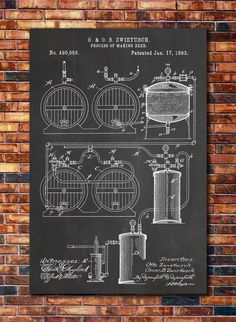 Our prints showcase the great inventions of humanity, documented for posterity in patent form.    We actually have a few different patents
