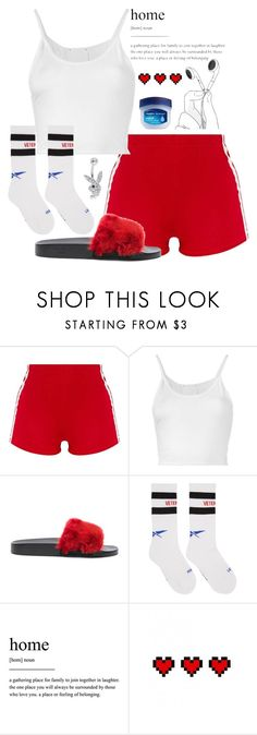 """Untitled #519"" by jenxorose ❤ liked on Polyvore featuring Lost & Found, Givenchy, Vetements, Vanity Fair and Retrò"
