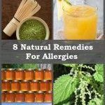 8 Most Effective Natural Remedies for Allergies