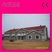 light steel modular prefab villa Andre chen Wechat:andre13311009347 Email:acaj19871124@yeah.net