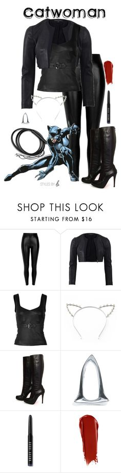 """""""Untitled #676"""" by bryanaellen ❤ liked on Polyvore featuring Black, Narciso Rodriguez, McQ by Alexander McQueen, Candie's, Christian Louboutin, Bijules, Rogues Gallery, Bobbi Brown Cosmetics and NARS Cosmetics"""
