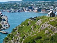 Located on the island of Newfoundland in the Atlantic Ocean, the city of St. John's is known for its vibrant culture and friendly locals. Backpacking Canada, Canada Travel, Vancouver Photography, Travel Photography, Places To Travel, Places To See, Canada Holiday, Visit Canada, Bon Voyage