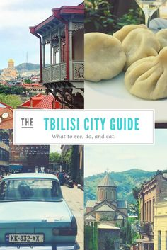 The ultimate guide to Tbilisi, Georgia. What to do, see, and eat (so much khachapuri and khinkali!) in this beautiful city!