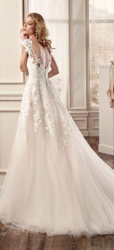 robe de mariée magnifique 046 et plus encore sur www.robe2mariage.eu