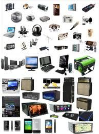 You can find all familiar brands of Electronics Product