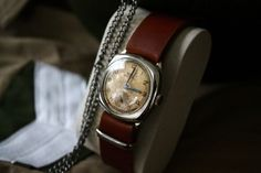 Vintage watch Rone sportsmans c.1949 FHF caliber 70 with 15 jewels.