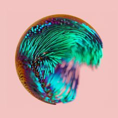 Creative Fresh, David, McLeod, and Colourflow image ideas & inspiration on Designspiration 3d Design, Graphic Design, Collor, 3d Artwork, Art 3d, Wow Art, 3d Prints, Australian Artists, Visual Effects