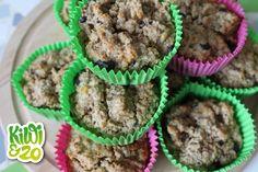 Havermout muffins als ontbijt | Gebakken havermout: ontbijt om mee te nemen
