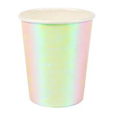 Fiesta Margarita Splash Paper Cups 8 ct  Birthday Party Supply