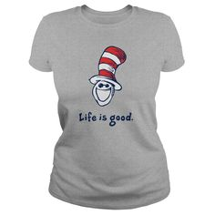Dr Seuss  Life is good
