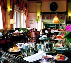 Top 5 Places for High Tea in Victoria, BC  Canada