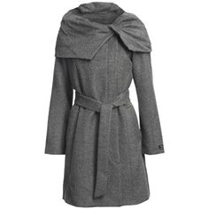 Cole Haan Outerwear Suri Alpaca Coat (For Women) Too many $$$ but love the look