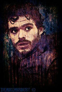 Robb Stark by Deadmans-Dust.deviantart.com on @deviantART