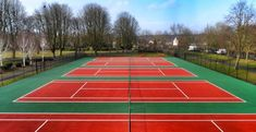 Coloured Sports Coatings in Dumfries and Galloway