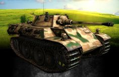 Nazi Germany VK 1602 Leopard Reconnaissance Vehicle Paper Model Free Template Download