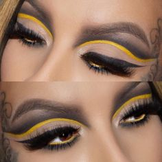 "818 Likes, 11 Comments - Lex Mejia (@lexmua) on Instagram: ""It's all in the d e t a i l s 🐝💛🖤 Products used are in my previous post"""
