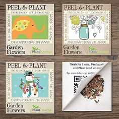 Plant-Stamps-stickers-that-grow-into-plants-Events-Variety-3-Pack