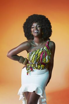 african beauty From addictive songs to a new record deal, the breakout star on Love and Hip Hop Miami is an Afro-Latina to watch in Beautiful Dark Skinned Women, My Black Is Beautiful, Beautiful Women, African Beauty, African Women, African Fashion, Love And Hip, Love N Hip Hop, Black Women Art