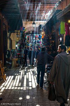 Marrakech Souk - II