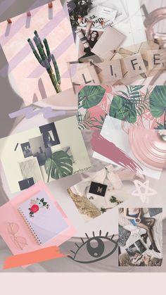 Fondos de pantalla para celulares o para tus historias de Instagram #fondos #wallpaper #instagram #fondodepantalla #verano Instagram, Collage, Photo And Video, Abstract, Artwork, Board, Sentences, Amor, Wallpaper For My Phone