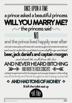 I like that prince!