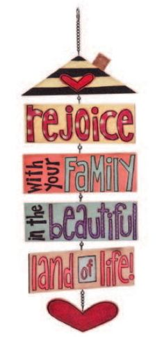 Things With Wings: This Thing Called Family, Rejoice mobile