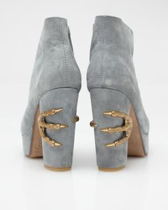 I don't wear heels, but I'm obsessed with these.  Fantastic!