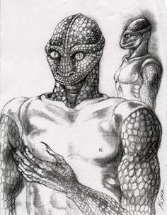 Reptilians And The Council Of 13 | RiseEarth