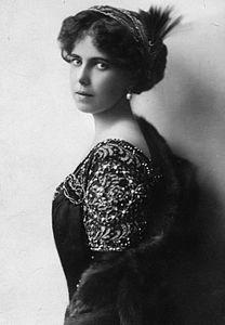 Beatrice, nipote della Regina Vittoria in quanto figlia di Alfredo e Maria di Russia