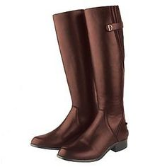 Dublin Enchant Boots -  for horse riding but nice enough for daily wear