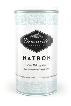 Bonneville Natron 1Kg