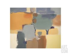 Afternoon Light Art Print by Nancy Ortenstone at Art.com