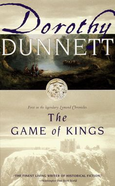 %el libro%The Game of Kings (The Lymond Chronicles, Descarga gratuita de libros Dorothy Dunnettaaspcaa Books To Read, My Books, Historical Fiction Novels, Who Book, Book 1, Book Nerd, King Book, Kings Game, Book Lists