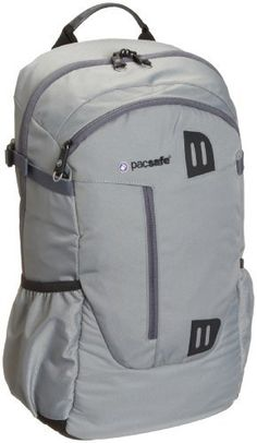 Pacsafe Luggage Venturesafe 25L Daypack, Cool Steel, One Size Pacsafe. $99.99. Save 17% Off!