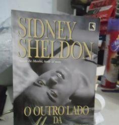 livro - sidney sheldon o outro lado da meia noite - frete 10