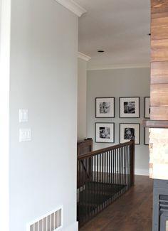 Best Living Room Paint Color Benjamin Moore Gray Owl Oc 52 At 400 x 300