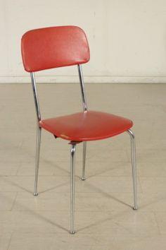 Sedie anni 50-60 - sedia singola