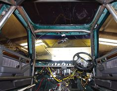 Rover 800 roll cage