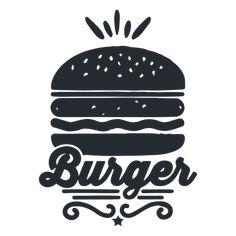 Burger Logo, Burger Icon, Bbq Logo, Logo Sign, Orange Restaurant, Restaurant Branding, Burger Party, Food Png, Food Policy